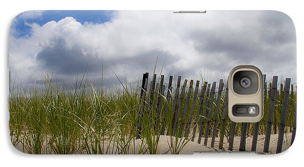 Galaxy Case featuring the photograph Nauset Dune by Michael Friedman