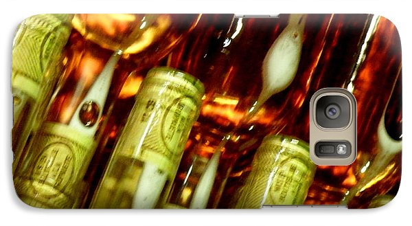 Galaxy Case featuring the photograph New Wine by Lainie Wrightson