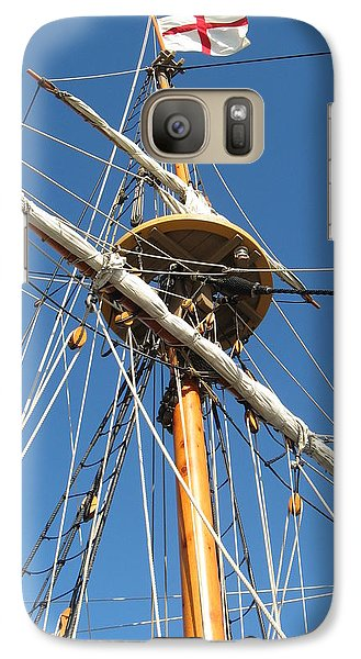 Galaxy Case featuring the photograph New World II by Nancy Dole McGuigan