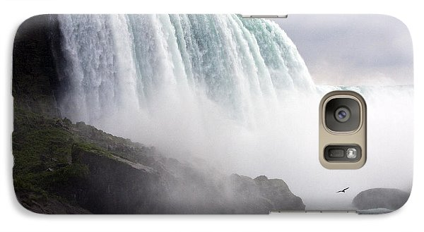 Galaxy Case featuring the photograph Niagara Falls by Darleen Stry