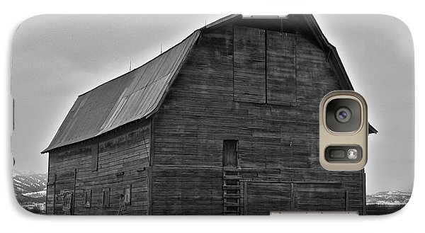 Galaxy Case featuring the photograph Noble Barn by Eric Tressler