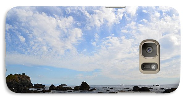 Galaxy Case featuring the photograph Northern California Coast1 by Zawhaus Photography
