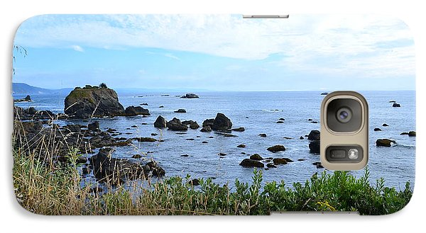 Galaxy Case featuring the photograph Northern California Coast2 by Zawhaus Photography