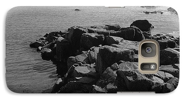 Galaxy Case featuring the photograph Oceanside Beach by Chriss Pagani