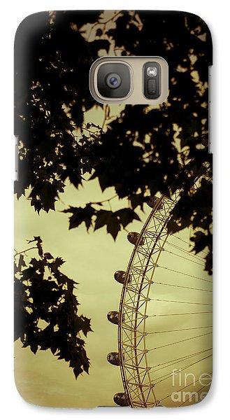 October Mist Galaxy S7 Case by Jan Bickerton