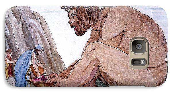 Odysseus & Cyclops Galaxy S7 Case