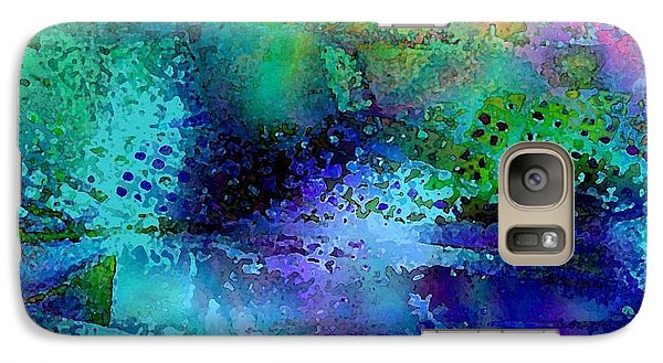 Galaxy Case featuring the photograph Of The End by David Pantuso