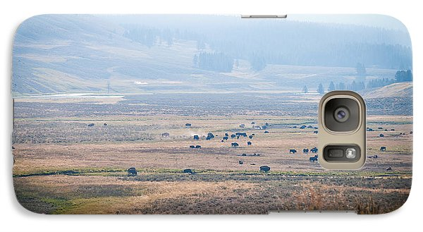 Galaxy Case featuring the photograph Oh Home On The Range by Cheryl Baxter