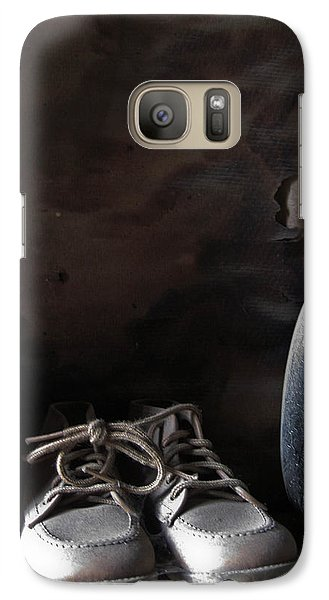 Galaxy Case featuring the photograph Old Things by Cheryl Perin