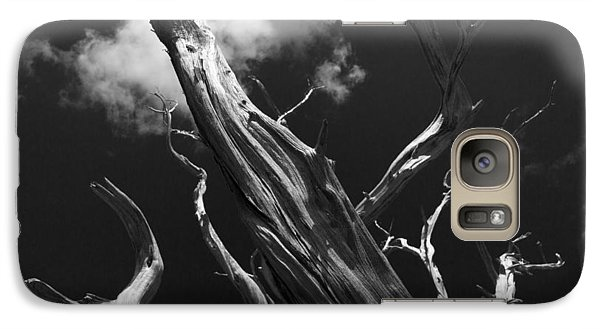 Galaxy Case featuring the photograph Old Tree by David Gleeson