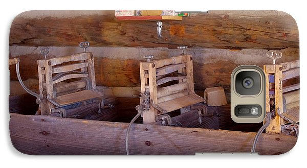 Galaxy Case featuring the photograph Old West 2 by Deniece Platt
