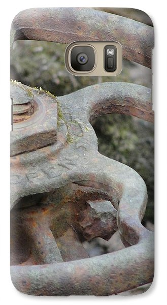 Galaxy Case featuring the photograph Open Or Close by Tiffany Erdman