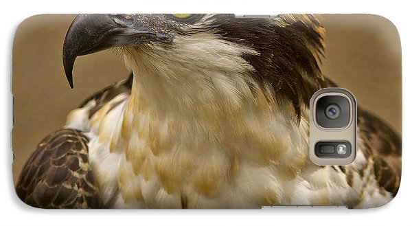Galaxy Case featuring the photograph Osprey Portrait by Anne Rodkin