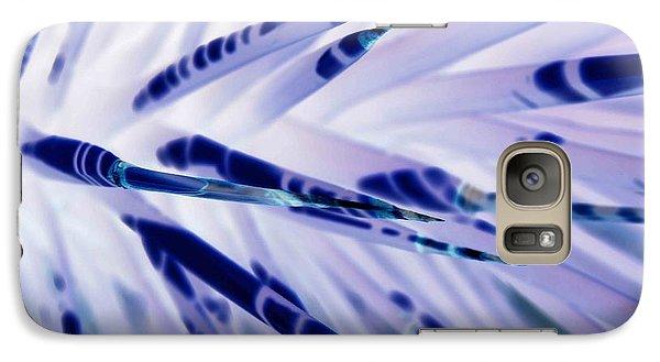 Galaxy Case featuring the photograph Other World I by Carolina Liechtenstein