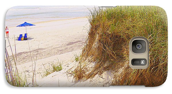 Galaxy Case featuring the photograph Outerbanks by Lydia Holly