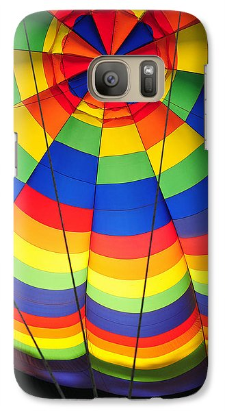 Galaxy Case featuring the photograph Outside Looking In by Mike Martin