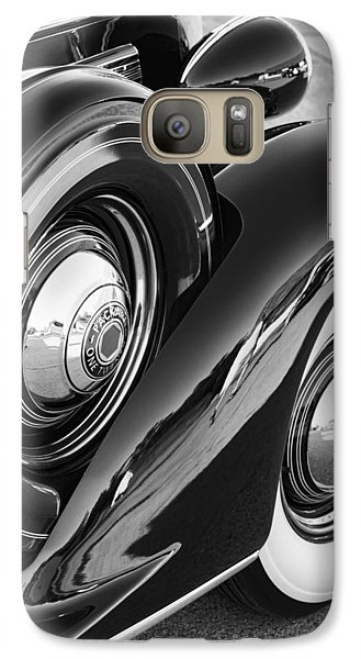 Galaxy Case featuring the photograph Packard One Twenty by Gordon Dean II