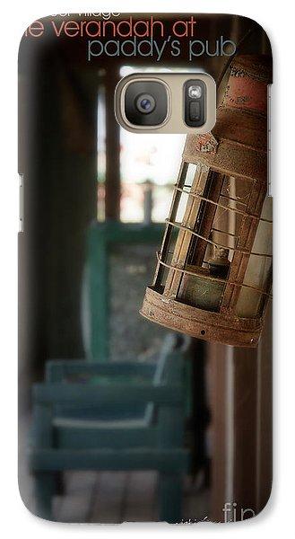 Galaxy Case featuring the photograph Paddy's Pub by Vicki Ferrari