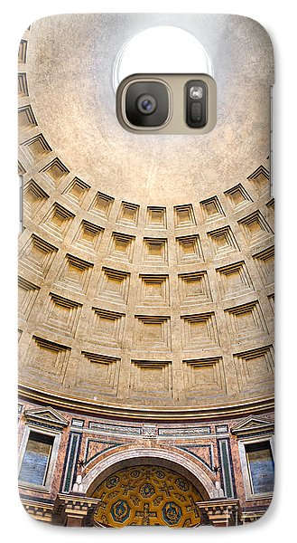 Galaxy Case featuring the photograph Pantheon  by Luciano Mortula