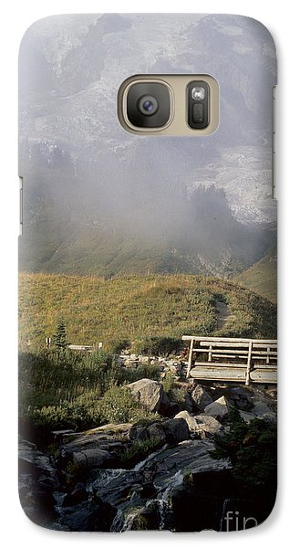 Galaxy Case featuring the photograph Paradise Valley by Sharon Elliott