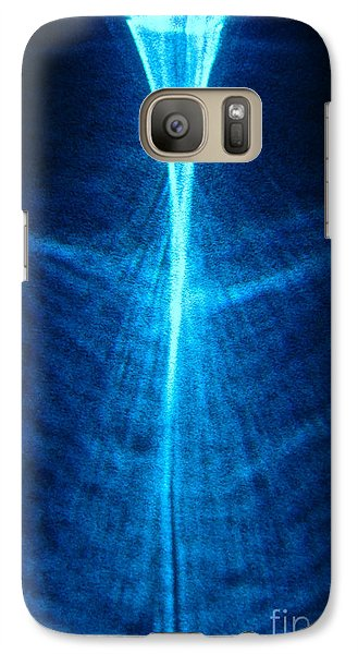 Galaxy Case featuring the photograph Passing Through 2 by CML Brown