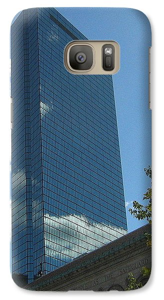 Galaxy Case featuring the photograph Passing Through by Bruce Carpenter