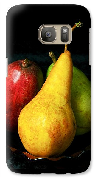 Galaxy Case featuring the photograph Passions I by Elf Evans