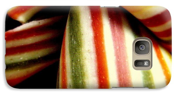 Galaxy Case featuring the photograph Pasta Art by Bruce Carpenter