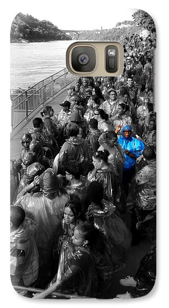 Galaxy Case featuring the photograph Peace by Mark J Seefeldt