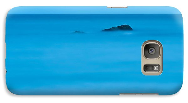 Galaxy Case featuring the photograph Peaceful Waters by Nancy De Flon