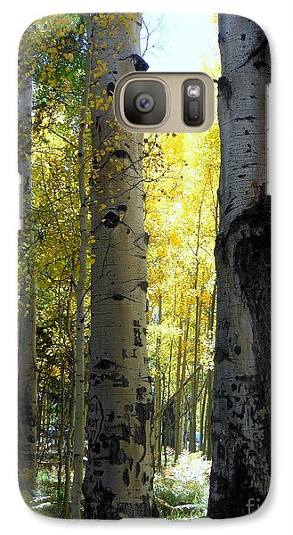 Galaxy Case featuring the photograph Peek A Boo by Fred Wilson