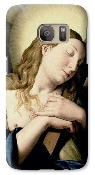 Religion Galaxy S7 Case - Penitent Magdalene by Il Sassoferrato