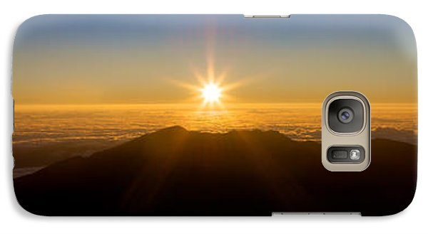 Galaxy Case featuring the photograph Perfect Sunrise by JM Photography