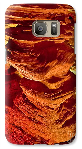 Pillar Of Hercules Galaxy S7 Case