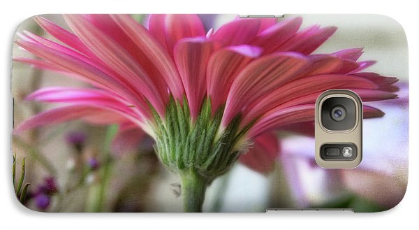 Galaxy Case featuring the photograph Pink Beauty by Joan Bertucci