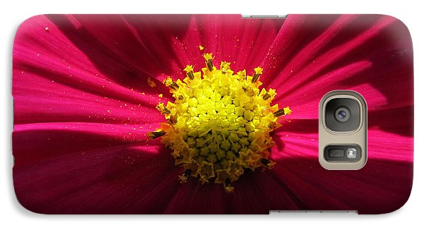 Galaxy Case featuring the photograph Pink Beauty by Tina M Wenger