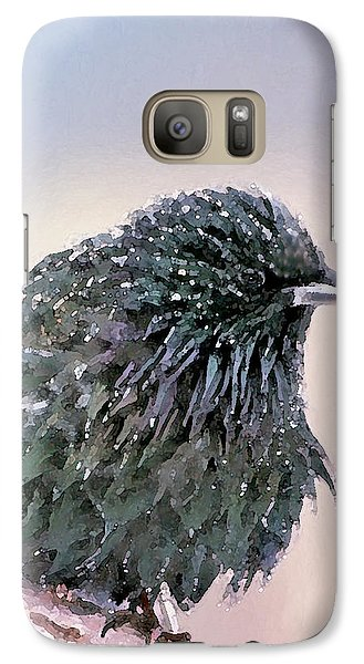 Poor Decision Galaxy S7 Case by Betty LaRue