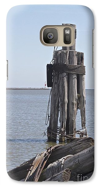 Galaxy Case featuring the photograph Port Of Rochester by William Norton