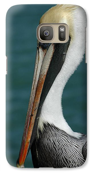Galaxy Case featuring the photograph Posing For The Tourists by Vivian Christopher