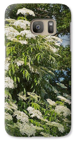 Galaxy Case featuring the photograph Potchen's Cascade by Joseph Yarbrough