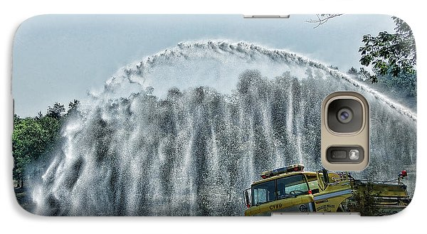 Galaxy Case featuring the photograph Practice And Airation by Rick Friedle
