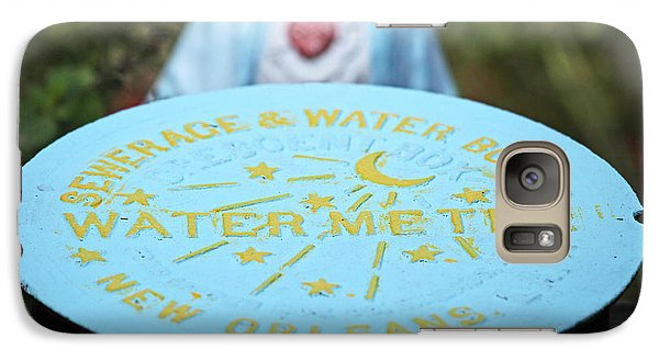 Galaxy Case featuring the photograph Pray No More Floods In New Orleans by Luana K Perez