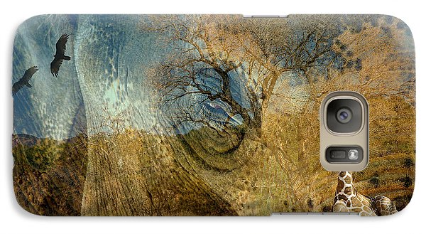 Galaxy Case featuring the photograph Preservation by Vicki Pelham