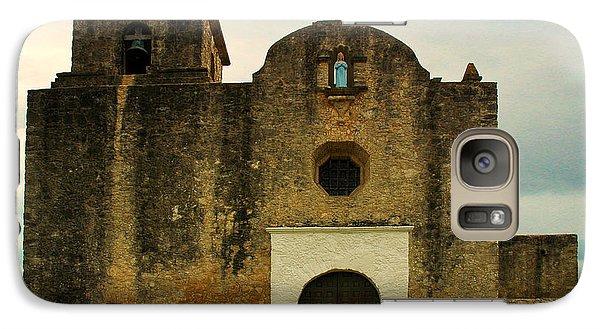 Galaxy Case featuring the photograph Presidio La Bahia by Vivian Christopher
