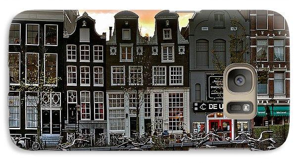 Prinsengracht 458. Amsterdam Galaxy S7 Case