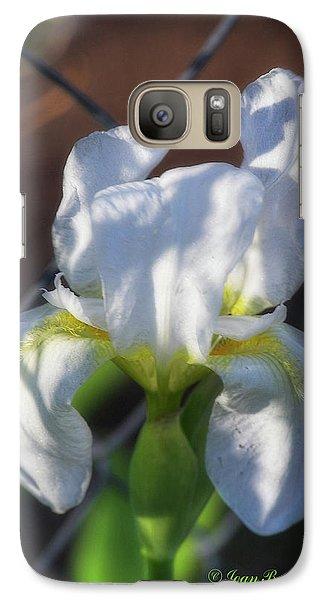 Galaxy Case featuring the photograph Puppy Dog Ears by Joan Bertucci