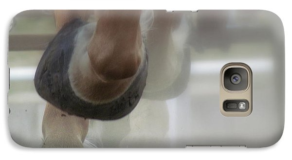 Galaxy Case featuring the photograph Racing by France Laliberte