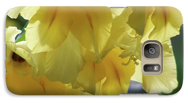 Galaxy Case featuring the photograph Radiance by Thomas Woolworth