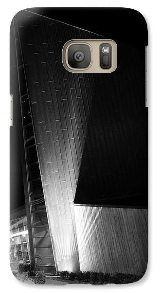 Galaxy Case featuring the photograph Reaching Into The Night by JM Photography