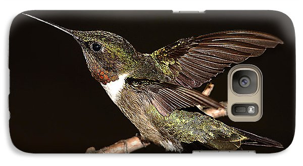 Galaxy Case featuring the photograph Ready Set Go Hummer by Randall Branham